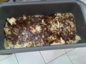 ditaburi coklat
